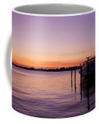 Evening Of Peace - Jersey Shore Coffee Mug