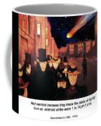 Evening On Karl Johan Street 1892 Coffee Mug