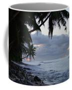 Evening On The Beach Coffee Mug