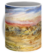 Evening On The Beach Coffee Mug