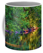 Evening On The Humber River - Paint Coffee Mug