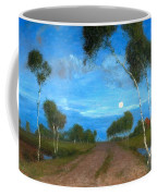 Evening On The Moor Coffee Mug