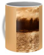 Evening On The New York Shore Coffee Mug