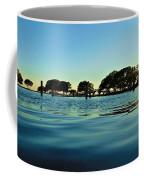Evening On Water Coffee Mug