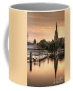 Evening Over Marlow Coffee Mug