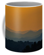 Evening Over The Adirondacks Coffee Mug