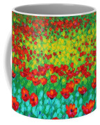 Evening Poppies Coffee Mug