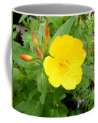 Yellow Sundrop Coffee Mug