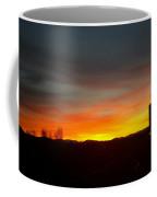 Evening Sky 8 Coffee Mug