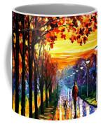 Evening Stroll Coffee Mug
