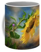 Evening Sunflower Coffee Mug