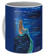 Evening Tide Mermaid Coffee Mug