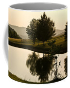 Evening Tide On The Farm Coffee Mug