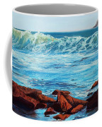 Evening Waves Coffee Mug