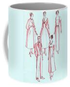 Evening Wear, 1956 Coffee Mug