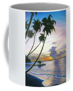 Eventide Tobago Coffee Mug by Karin  Dawn Kelshall- Best