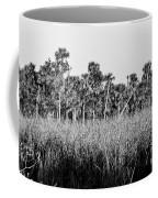 Everglades Grasses And Palm Trees 2 Coffee Mug