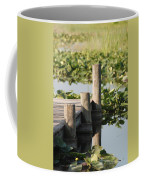 Everglades Pier Coffee Mug