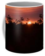 Everglades Sunset 1 Coffee Mug