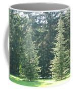 Evergreen Dance Coffee Mug