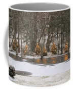 Evergreen Reflection Coffee Mug