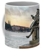 Evert Taube - Stockholm Coffee Mug