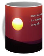 Every Sunrise  Coffee Mug
