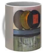 Everything Tries To Be Round Coffee Mug