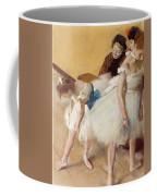 Examen De Danse-dance Examination Coffee Mug