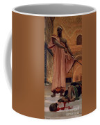 Execution Without Trial Under The Moorish Kings In Granada Coffee Mug by Henri Alexandre Georges Regnault