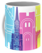 Exeter Skyline Pop Coffee Mug
