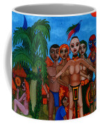 Exiled In Homeland Coffee Mug