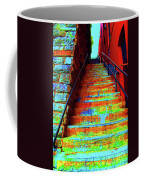 Exorcist Steps Coffee Mug