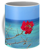 Exotic Flower Coffee Mug