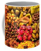 Exotic Fruit Coffee Mug