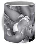 Exotic Hot Woman Coffee Mug