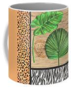 Exotic Palms 2 Coffee Mug