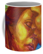 Expected Kisses Coffee Mug