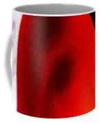 Experiment 2 Red White Black Coffee Mug