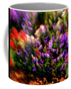 Exploding Flowers 2 Coffee Mug