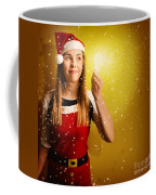 Explosive Christmas Gift Idea Coffee Mug