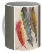 Feather Expressions Coffee Mug