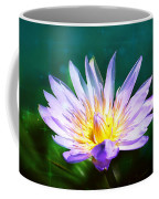 Exquisite Waterlily Coffee Mug