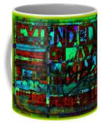 Extended Play Graffiti Radio/tonyadamo Coffee Mug