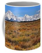 Extended Willow Flats Panorama Coffee Mug