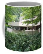 Exterior Fallingwater IIi Coffee Mug