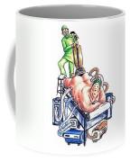Extreme Lipo Coffee Mug