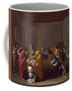 Extreme Unction Nicolas Poussin Coffee Mug