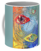Eye For Eye Coffee Mug