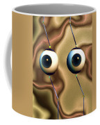 Eye Gestures Coffee Mug